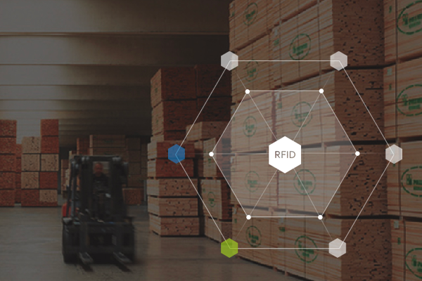RFID-based automated warehouse solutions